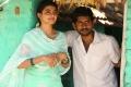Anandhi, Kathir in Pariyerum Perumal Movie Stills HD
