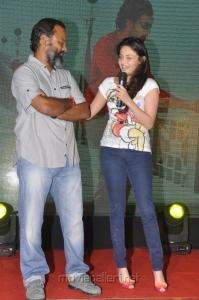 Director VN Aditya, Sneha Ullal at Park Movie Audio Release Function Stills