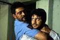 Actor Ajay, Raja in Parking Telugu Movie Stills