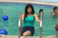 Actress Sona Chopra in Parking Telugu Movie Stills