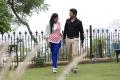 Shona Chabra, Raja in Parking Telugu Movie Stills