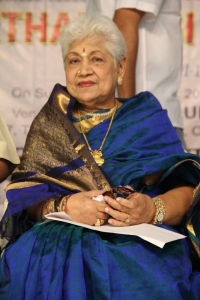 Sowcar Janaki @ Parthal Pasi Theerum Golden Jubilee Stills