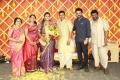 Ranjini, Karthi @ Parthiban daughter Abhinaya Wedding Reception Stills