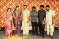 Vikraman @ Parthiban daughter Abhinaya Wedding Reception Stills