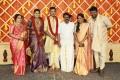 Thangar Bachan @ Parthiban daughter Abhinaya Wedding Reception Stills