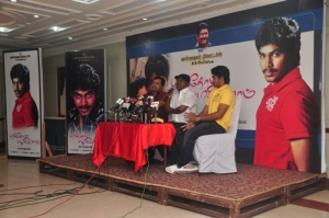 Parthom Pazhaginom Tamil Movie Press Meet Stills