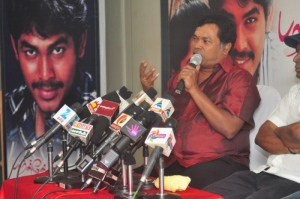 Mayilsamy @ Parthom Pazhaginom Movie Press Meet Stills
