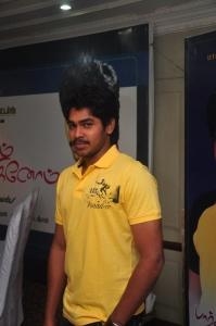Tamil Actor Arumainayagam @ Parthom Pazhaginom Press Meet Stills