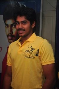 Tamil Actor Anbu @ Parthom Pazhaginom Press Meet Stills
