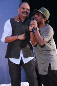 Venkat Prabhu, Yuvan Shankar Raja @ Party Movie Launch Stills