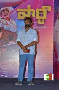 T Siva @ Party Movie Telugu Audio Launch Stills
