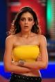 Parvathi Melton Hot Pics in Yellow Dress @ Srimannarayana