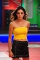 Parvathi Melton Hot in Yellow Sleeveless Top & Black Mini Dress