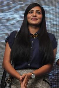 Parvathi Menon Cute Stills @ Mariyaan Movie Press Meet