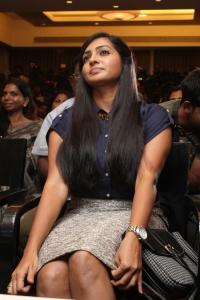 Parvathi Menon Hot Stills @ Mariyaan Press Meet