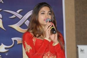 Parvathy Omanakuttan Stills at David Billa Audio Launch