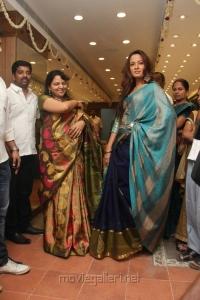 Sri Palam Silk Sarees Showroom Launch at Coimbatore