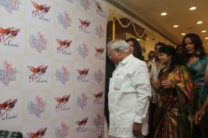 Nalli Kuppuswami Chetty at Sri Palam Silk Sarees Coimbatore