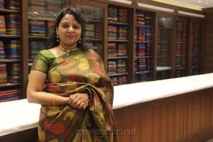 Coimbatore Sri Palam Silk Sarees Showroom Launch Stills