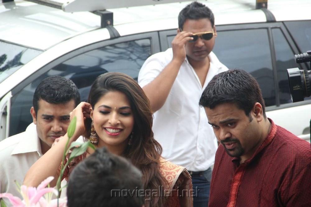 Picture 242800 | Parvathy Omanakuttan launches Sri Palam