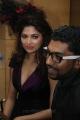 Parvathy Omanakuttan with Fashion Designer Vivek Karunakaran