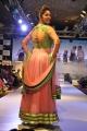 Charmi walks the ramp at Passionate Foundation Fashion Show Photos