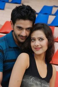 Dhruv, Madalasa Sharma @ Pathaayiram Kodi Movie Stills