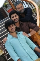 Sandeep, Sharwanand, Saikumar in Pathavi Movie Stills