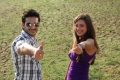 Dhruv, Madalasa Sharma in Pathayeram Kodi Latest Stills