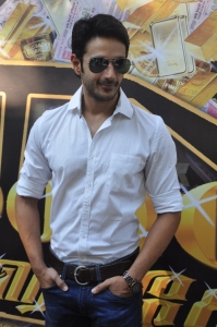 Actor Dhruv Bhandari at Pathayeram Kodi Movie Audio Launch Stills