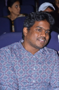 Yuvan Shankar Raja @ Pattanathil Bhootham Stage Drama Show Stills