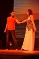 Chinmayi @ Pattanathil Bhootham Stage Drama Show Stills