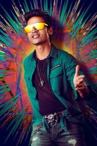 Actor Dhanush in Pattas Movie HD Images