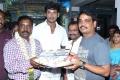 Vishal, Boopathy Pandian, Michael Rayappan at Pattathu Yaanai Movie Launch Stills