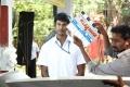 Actor Vishal at Pattathu Yanai Movie Launch Stills