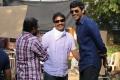 Boopathy Pandian, Vishal at Pattathu Yaanai Shooting Spot Photos
