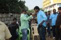 Boopathy Pandian, Vishal at Pattathu Yaanai Shooting Spot Stills