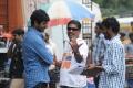Vishal, Boopathy Pandian at Pattathu Yaanai Shooting Spot Stills