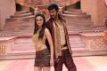 Aishwarya Arjun, Vishal in Pattathu Yaanai Tamil Movie Stills