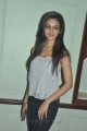 Aishwarya Arjun @ Pattathu Yaanai Team Interview Photos