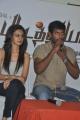 Aishwarya Arjun, Vishal @ Pattathu Yaanai Team Interview Photos