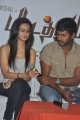 Aishwarya Arjun, Vishal @ Pattathu Yaanai Team Interview Stills