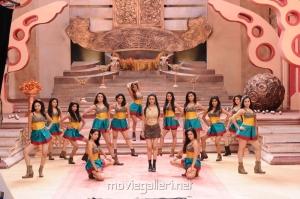 Actress Aishwarya Arjun in Pattathu Yaanai Movie Photos