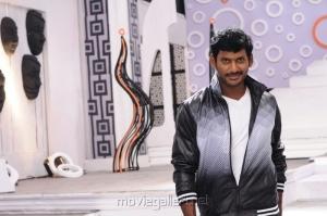 Actor Vishal in Pattathu Yanai Movie Photos