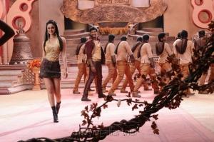 Vishal, Aishwarya Arjun in Pattathu Yanai Movie Photos