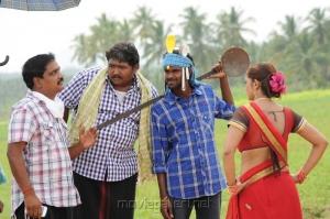 Pattathu Yanai Movie Photos