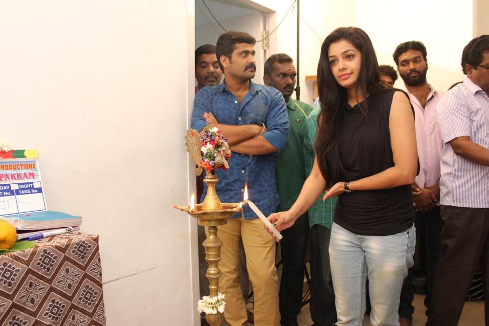 Pattinapakkam Movie Pooja Stills