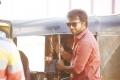 Anaswara, Kalaiyarasan in Pattinapakkam Movie Stills