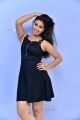 Telugu Actress Pavani in Black Dress Images @ Mr Homanand Audio Release