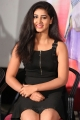 Actress Pavani Hot Black Dress Images @ Mr Homanand Audio Release